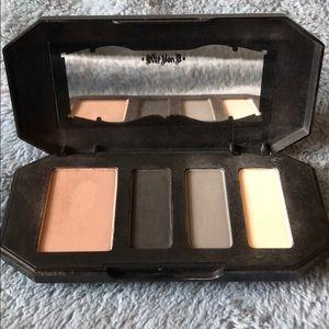 Kat Von D Makeup - Kat Von D Mini Shadelight Smokey Eyeshadow Palette